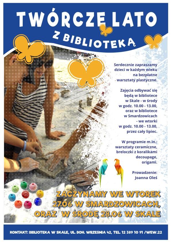 biblioteka warsztaty 2017