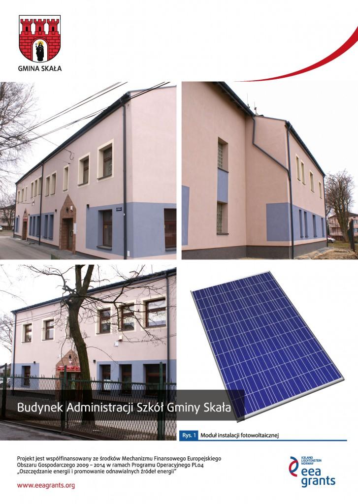 Budynek Administracji Szkół Gminy Skała (2)