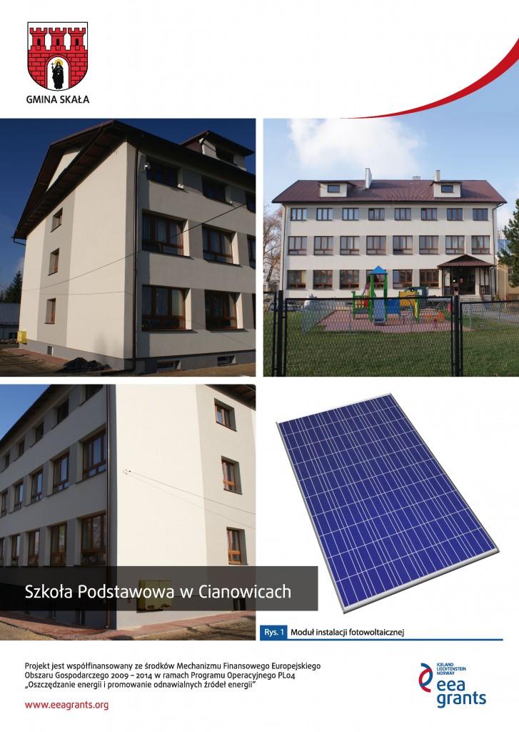 Szkoła Podstawowa w Cianowicach (2)