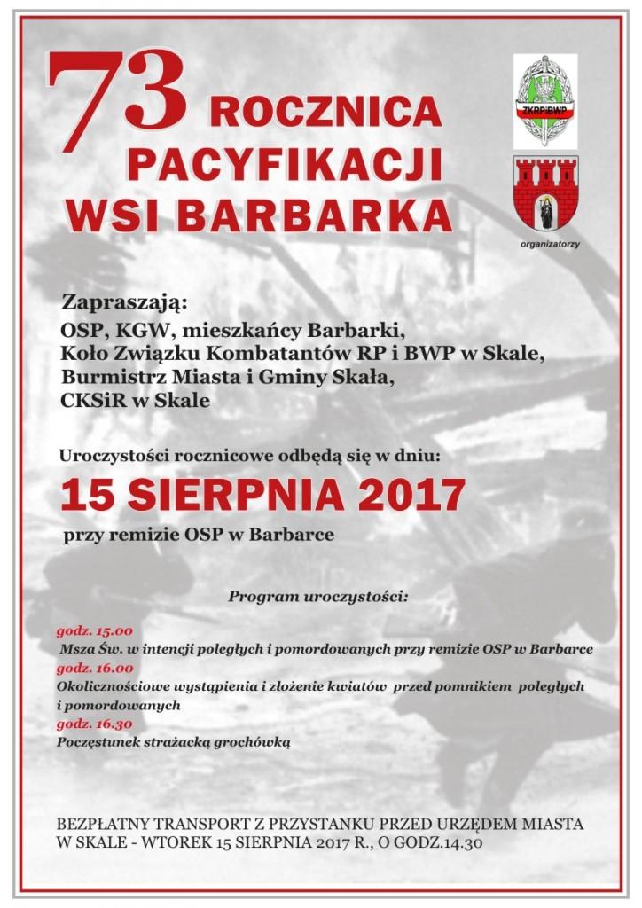 bitwa pod barbarka 2017